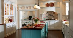 coastal cottage kitchen design
