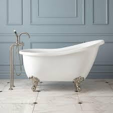 clawfoot bathtub antique