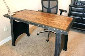 industrial furniture table. Fine Table Furniture 28 Stylish Industrial Desks For Your Office Digsdigs Regarding  Modern Desk Ideas From Intended Furniture Table