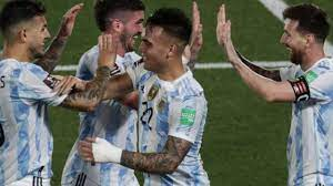 Argentina closes the year with two classics in the Qualifiers: days and  times of the matches with Uruguay and Brazil - The Saxon