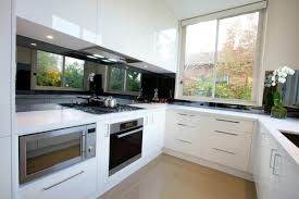 Small Picture Glass In A Kitchen Design New Modern Kitchen Design Home Design