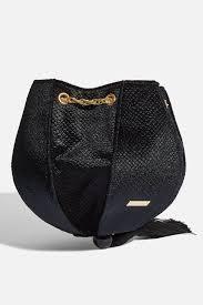 Ida Black Clutch Bag by Skinnydip | Topshop
