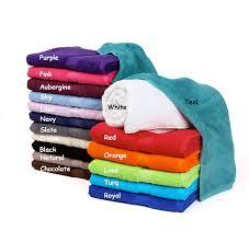 luxury cotton bath towel