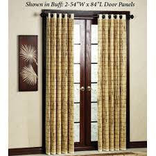 solid curtain size for patio door curtains doors diy