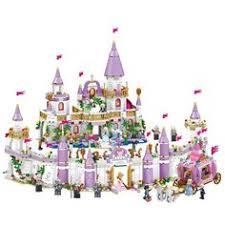 <b>2016 New BELA</b> Building Blocks Princess <b>Mermaid</b> 41063 Ariel's ...