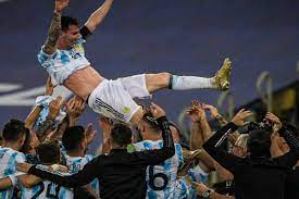 VIDEO:How Lionel Messi And Argentina ...