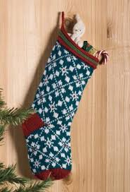 Crochet Stocking Pattern Mesmerizing Scandanavian Christmas Stocking Knitting Patterns And Crochet