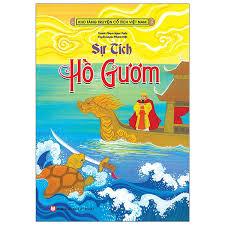 Kho Tàng Truyện Cổ Tích Việt Nam - Sự Tích Hồ Gươm | Nhà sách Fahasa