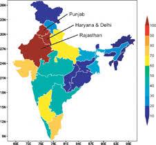 Nasa Nasa Satellites Unlock Secret To Northern Indias