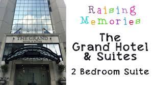 The Grand Hotel  Suites Toronto  Bedroom Suite YouTube - Two bedroom suites toronto
