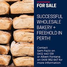 Successful wholesale bakery + freehold in Perth! in Perth WA, 6000 | SEEK  Business