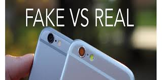Informer Fake Apple's China's Vs 6s Iphone