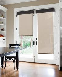Sliding Door Blinds  Patio Door Blinds And ShadesBlinds For Small Door Windows