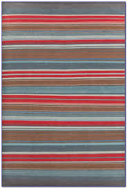grey striped rug runner rugs home design ideas red striped outdoor rug