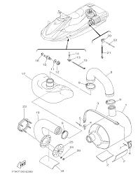 Yamaha waverunner exhaust diagram wiring diagram