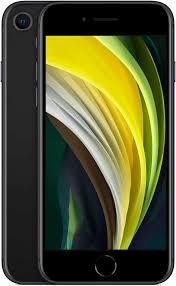Мобильный <b>телефон Apple iPhone</b> SE 2020 64GB (черный)