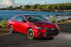 The Sporting Camry: The 2016 Toyota Camry XSE
