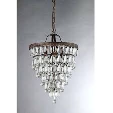 bronze crystal chandelier style selections 3 light antique bronze crystal chandelier photo inspirations