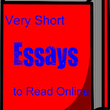 short english essays for students
