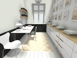 scandinavian home office. scandinavian style home office design