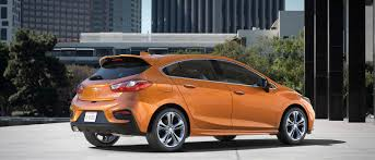The 2017 Chevy Cruze Hatchback: More Space and Versatility