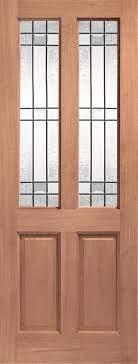 malton double glazed external hardwood