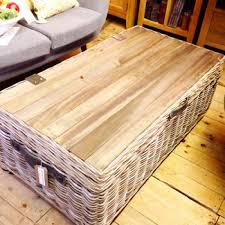 rattan coffee table with storage stupendous writehookstudio com home ideas 5