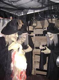 Kids' Haunted House / Vampires / Castle / Evil Pumpkins/ Witches / Mad  Science