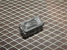 Interior Light Dimmer Switch 86 93 Mercedes Benz 300e Oem Dash Interior Light Dimmer