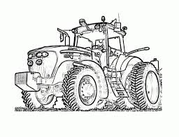 Free Printable Tractor Coloring Pages For Kids Pasen Kleurplaten