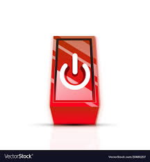 Start Logo Design Power Button Icon Start Symbol Web Design Ui Or