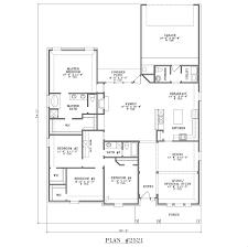 house plan 2521