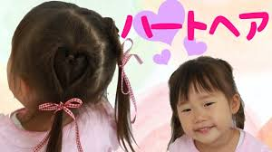 子供の髪型女の子編 ショートからロングまで Mamas