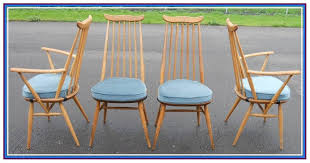 cushion pads for ercol dining chairs