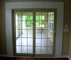 oversized sliding glass doors home depot patio 4 panel door 3 large window treatments ove
