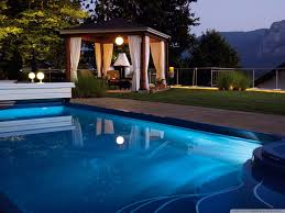 home swimming pools at night. Standard Home Swimming Pools At Night S