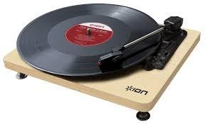 <b>Виниловый проигрыватель Ion</b> Compact LP — купить по выгодной ...