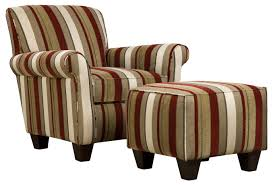 Beautiful Living Room Chair With Ottoman Pictures - Livingroom chair