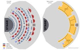Northern Stage Seating Chart Potawatomi Hotel Casino Northern Lights Theater Event
