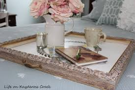 Old Frame turned into a Tray-Visiting Thrift Stores can turn up all sorts of