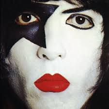 tutorial paul stanley photos with the bandit makeup 1973 makeup 1974 getty 1000 images about clowns