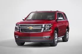 new car release for 2015Fuel Ratings Released for 2015 Chevrolet Tahoe Suburban GMC