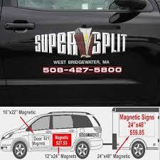 Custom Car Door Magnets Sandiweb Market With Your Vehicle