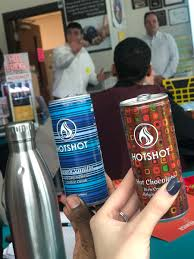 We offer various coffee & chocolate beverages, served hot in a can, so. Hotshot Usa Hotshotdrinks Twitter