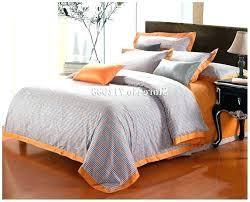 orange comforter sets full chocolate and burnt orange comforter set top rated king size orange comforter