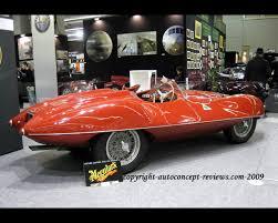 Alfa Romeo C52 Disco Volante Spider Touring Superleggera 1952