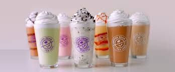 Cost php1000 for two people (approx.) The Coffee Bean Tea Leaf