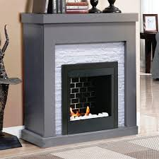 image of gel fireplaces on