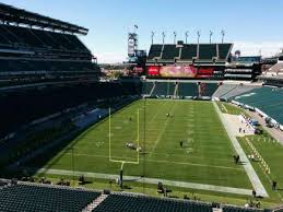 Eagles Seating Chart Lincoln Financial Field Lincoln Financial Field Section M12 Home Of Philadelphia