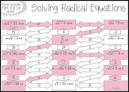 kids radical equations worksheet kindergarten kindergarten